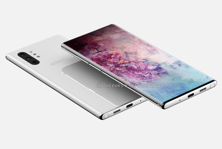 Samsung Galaxy Note10 Pro