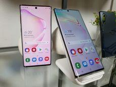 Samsung Galaxy Note10 i Samsung Galaxy Note 10+