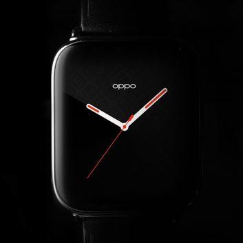 Zegarek i słuchawki Oppo