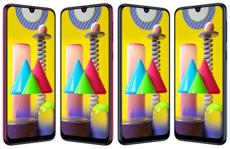 Samsung Galaxy M31 Dual SIM