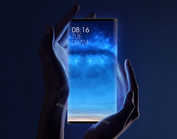 Koncept Xiaomi Mi Mix 4