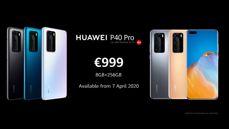 Huawei P40, Huawei P40 Pro i Huawei P40 Pro+ - ceny