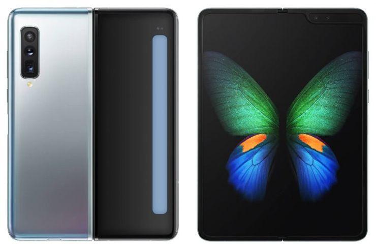 Tak może wyglądać Samsung Galaxy Fold Active. Ale czy na pewno będzie miał szklany tył?
