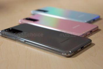 Seria Samsung Galaxy S20