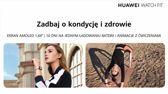 Huawei Watch Fit - prawie 100 aktywności