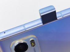 LG Wing - wysuwany przedni aparat
