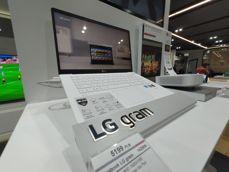 LG Wing - kilka pospiesznych zdjęć