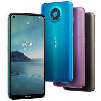 Nokia 2.4 i Nokia 3.4