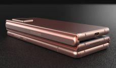 Koncepcyjny Samsung Galaxy Z Fold 3