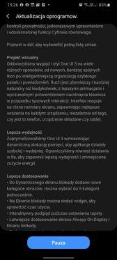 Co nowego w One UI 3?
