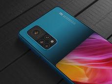 Wizja slidera Xiaomi