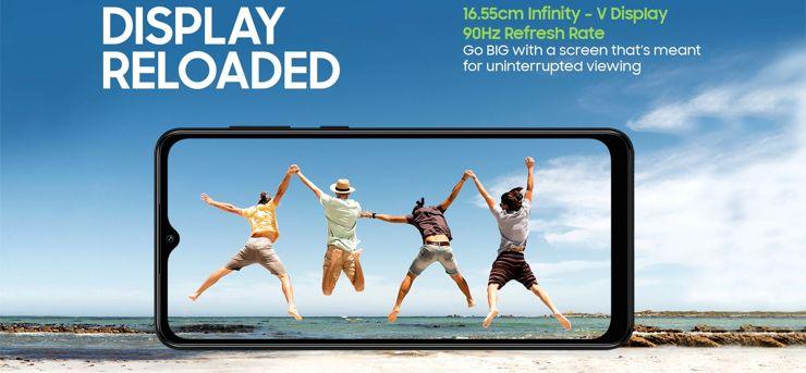Zwiastuny Samsung Galaxy M12