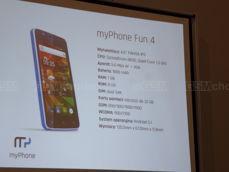 Opis myPhone Fun4