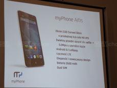 Dane myPhone Artis