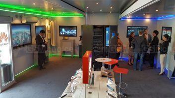 Huawei Demo Truck