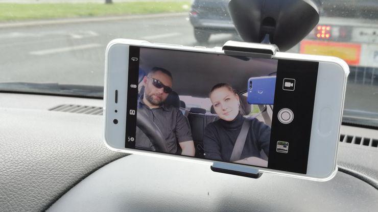 Frontowy aparat zapewnia świetne zdjęcia w każdych warunkach