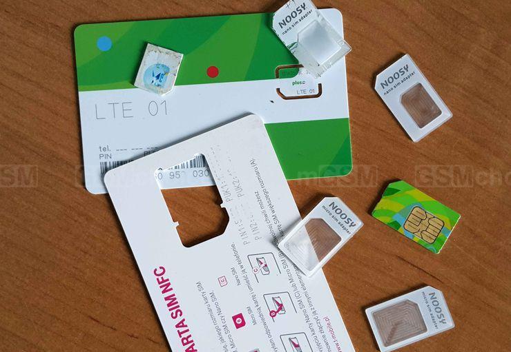 Plastikowe SIM-ki chyba nie znikną zbyt szybko...