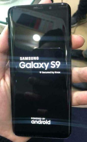Samsung Galaxy S9 - lub jego udany klon...