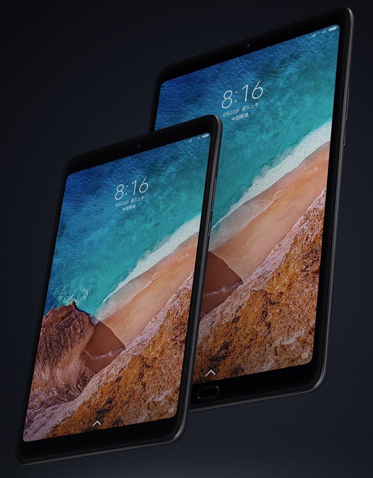 Xiaomi Mi Pad 4 i 4 Plus
