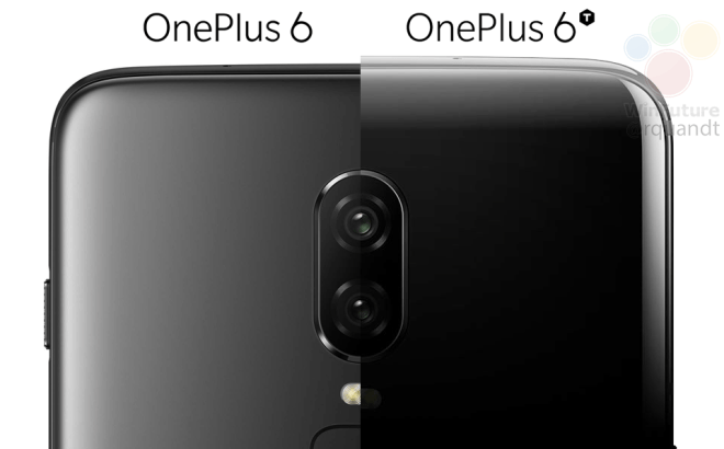 OnePlus 6 i OnePlus 6T