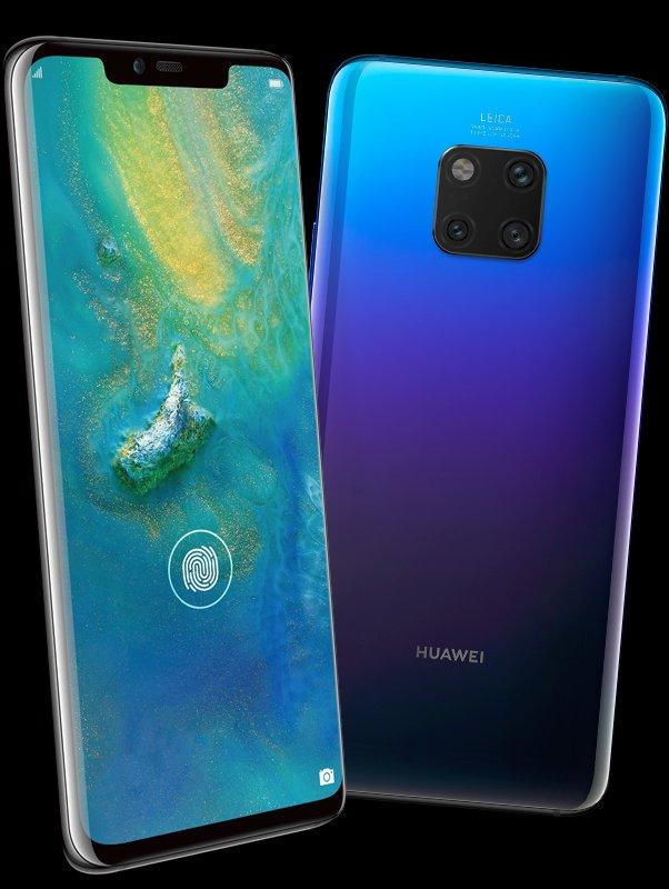 Huawei Mate 20 Pro w wersji Twilight