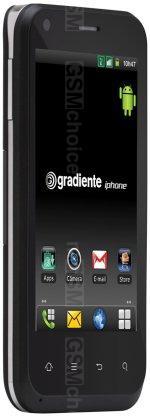 Galeria zdjęć telefonu ! Unikalne Gradiente iphone Neo One