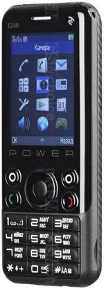 Galeria zdjęć telefonu 2E E240 Power