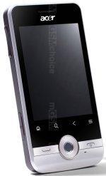 Galeria zdjęć telefonu Acer beTouch E120