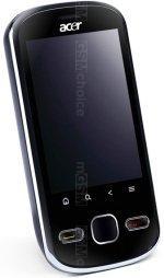 Galeria zdjęć telefonu Acer beTouch E140