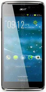 Galeria zdjęć telefonu Acer E600