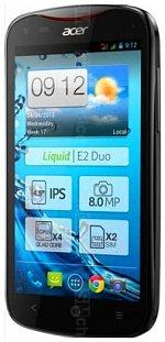 Galeria zdjęć telefonu Acer Liquid E2 Duo