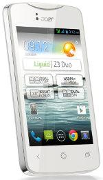 Galeria zdjęć telefonu Acer Liquid Z3 Duo