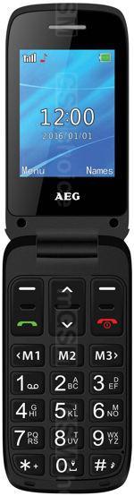 Galeria zdjęć telefonu AEG Voxtel SM420