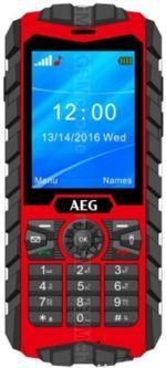 Galeria zdjęć telefonu AEG Voxtel M550