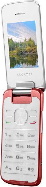 Galeria zdjęć telefonu Alcatel 2010