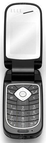 Galeria zdjęć telefonu Alcatel ELLE Glamphone