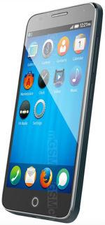 Galeria zdjęć telefonu Alcatel One Touch Fire S