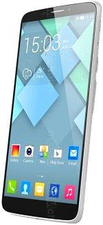 Galeria zdjęć telefonu Alcatel One Touch Hero