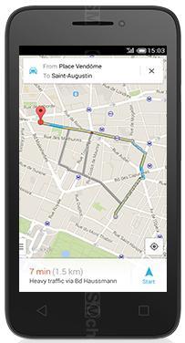 Alcatel One Touch Pixi 3 4013E