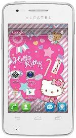 Galeria zdjęć telefonu Alcatel One Touch S'Pop Hello Kitty