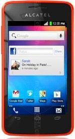 Galeria zdjęć telefonu Alcatel One Touch T'Pop