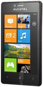 Galeria zdjęć telefonu Alcatel One Touch View