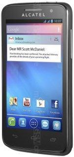 Galeria zdjęć telefonu Alcatel OT 5020D