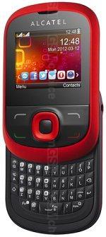 Galeria zdjęć telefonu Alcatel OT 595D