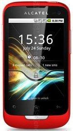 Galeria zdjęć telefonu Alcatel OT 985D