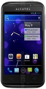 Galeria zdjęć telefonu Alcatel OT 993D