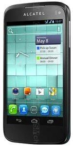 Galeria zdjęć telefonu Alcatel OT 997D