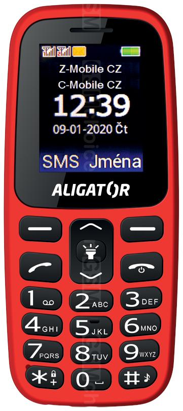 Aligator A220 Senior