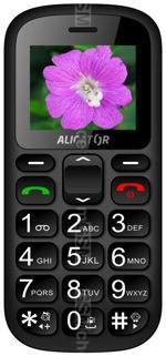 Galeria zdjęć telefonu Aligator A321 Senior
