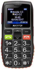 Galeria zdjęć telefonu Aligator A440 Senior